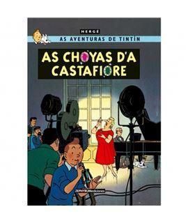 ZEPHYRUM 21 -TINTÍN AS CHOYAS D´A CASTAFIORE (ARAGONÉS) - album-de-tintin-les-bijoux-de-la-castafiore-ed-casterman (1)