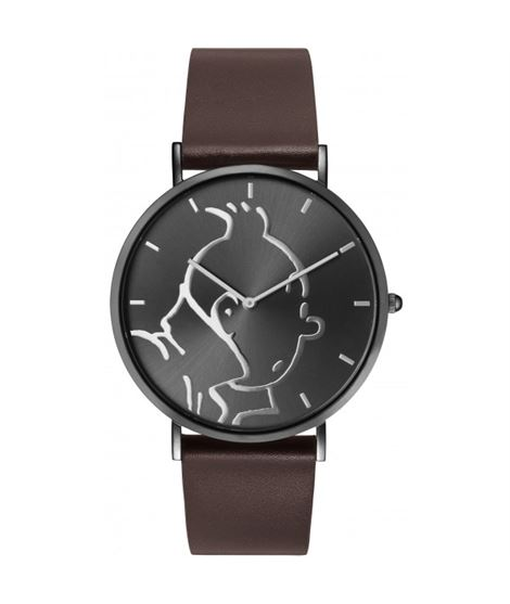 ICE WATCH - CLASSIC CITY CHARACTERS CLASSIC TINTIN M - 015328-tintin-classic-brownblack-m_2